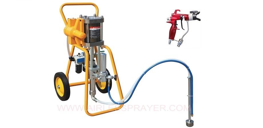 Gp12c 2 Air Assisted Sprayer Telansen